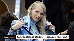 Louis-Dreyfus Mortgaged Her Company to Secure $1 Billion Loan
