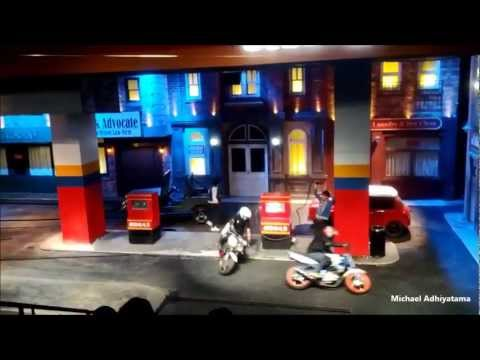 Special Effect Action Trans Studio Bandung Indonesia