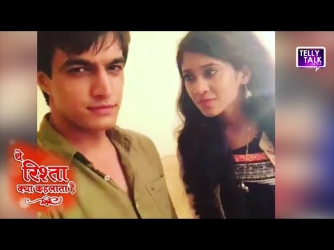 Kartik & Naira's Romance In The Rain | Yeh Rishta Kya Kehlata Hai