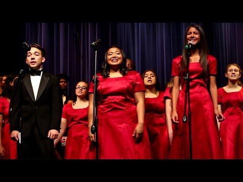 High School Choir Sings 'Broadway For Orlando' To Help Las Vegas Victims Heal
