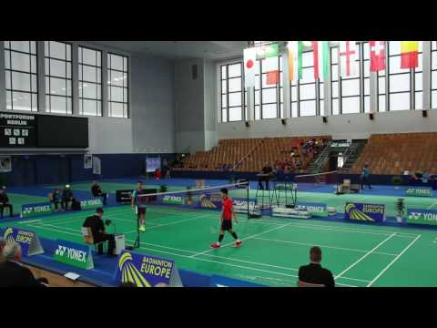 MS F Lee Chia Hao 2 Chinese Taipei vs India Lakshya Sen 1