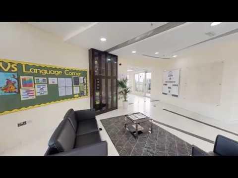 Smart Vision School – Virtualeyes Matterport Virtual Tour Dubai