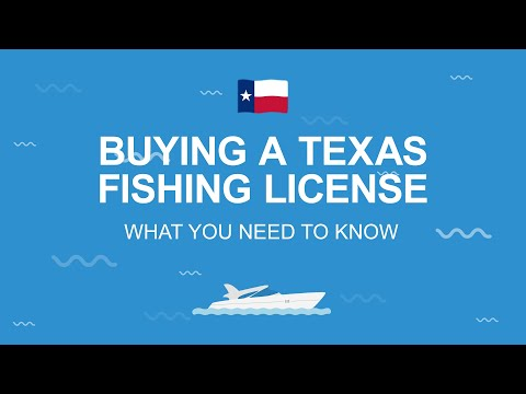 How To Buy A Fishing License In Texas | FishingBooker