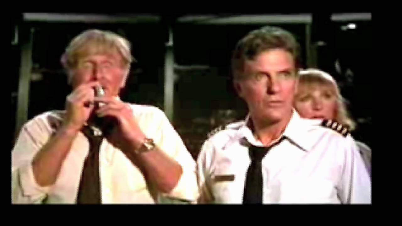 maxresdefault airplane clips lloyd bridges youtube,Funny Airplane Memes Movie