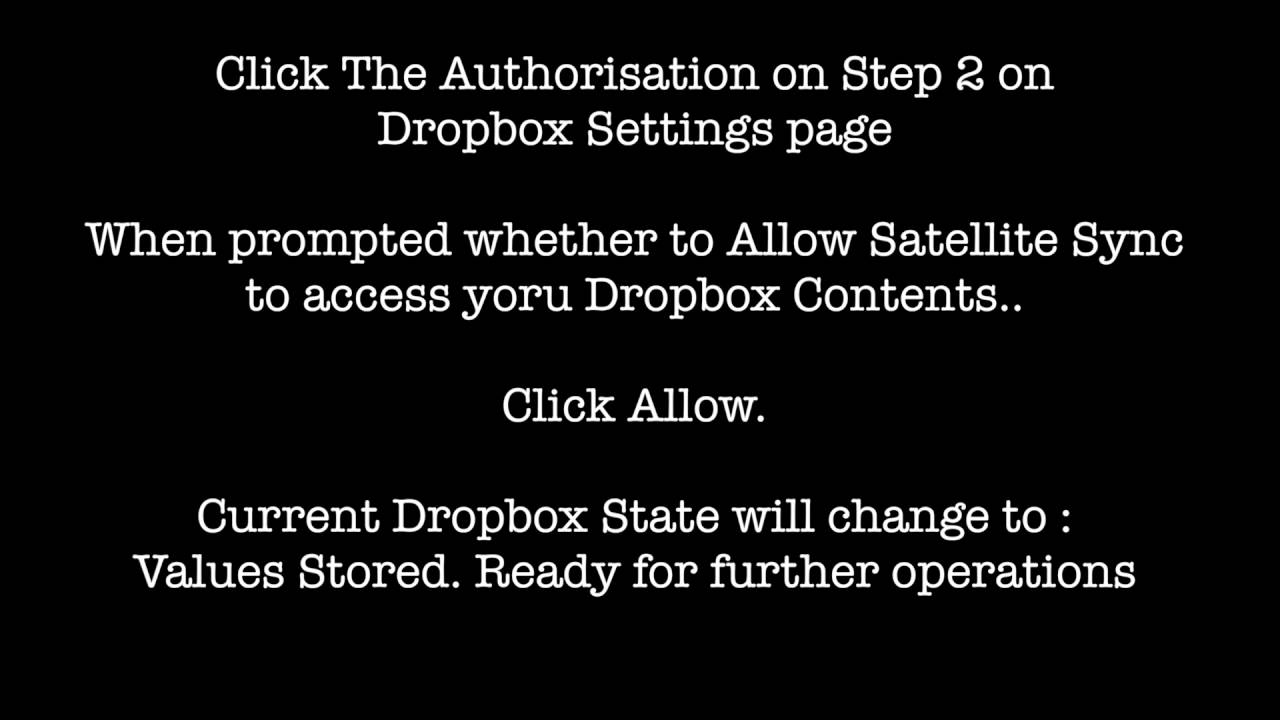 How to Setup DropBox Sync on WD Wireless Pro