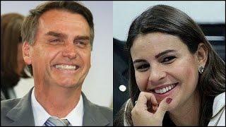 ➜ Deputada detona discurso vitimista e é aplaudida por Bolsonaro