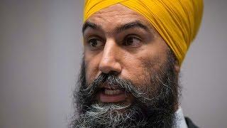 Jagmeet Singh on Doug Ford, MP Erin Weir | Power & Politics