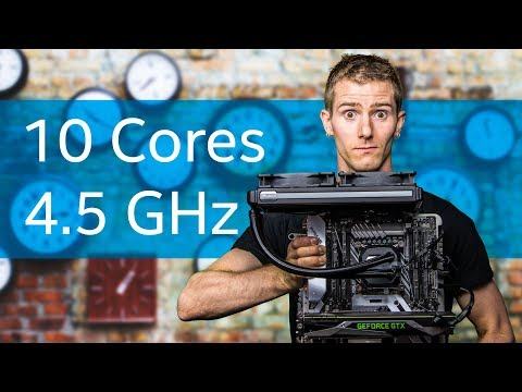 Core i9 Overclocking Guide – You asked for it!