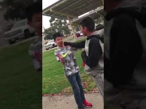 Asian v mexican gang fight criticising write
