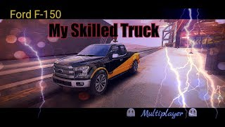 Asphalt 8 MultiPLayer Ford F-150 *you will laugh 99%*