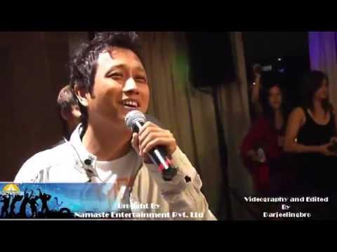 Indian Idol Prashant Tamang live concert in Singapore