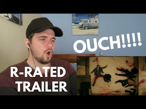 Thumbnail: AMERICAN ASSASSIN - GREEN & RED BAND TRAILER REACTION