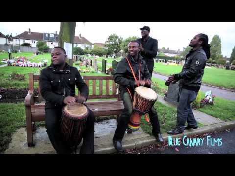 African Funeral Music  Blue Canary Films