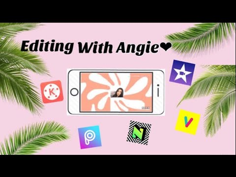 How to make a YouTube Intro on iPhone✅ (USING FREE APPS)
