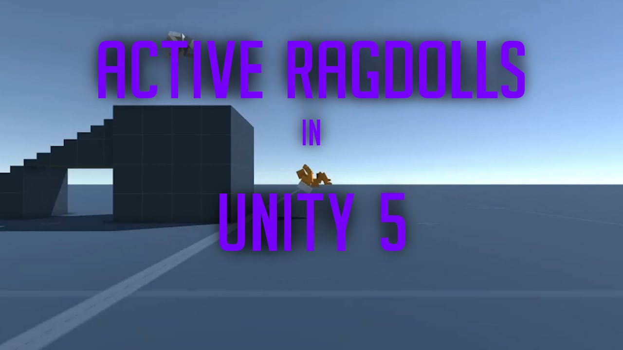 Active Ragdolls in Unity 5