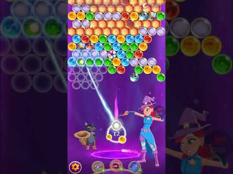 Bubble Witch 3 Saga Level 1082 No Boosters