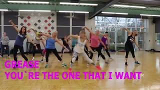 Grease You are the one that I want dance choreography