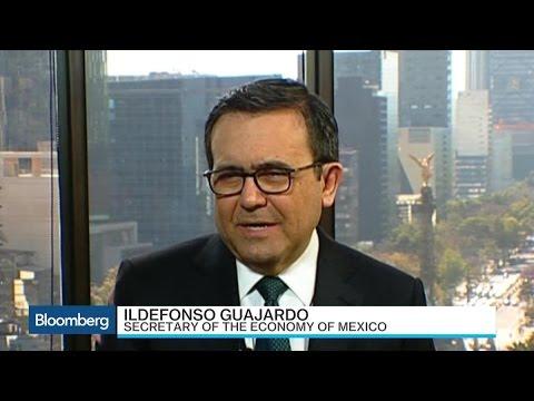 Mexico's Guajardo Wants Info On U.S. Nafta Benefits