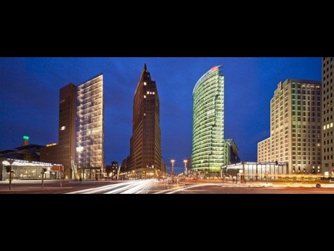 Potsdamer Platz in Berlin: Luxushotels und Touristenmagnet -