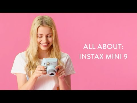 All About: instax mini 9