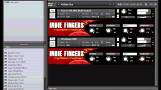 Free Multi Add-on demo for Indie Fingers Vol. 3: Rhythmic Mayhem