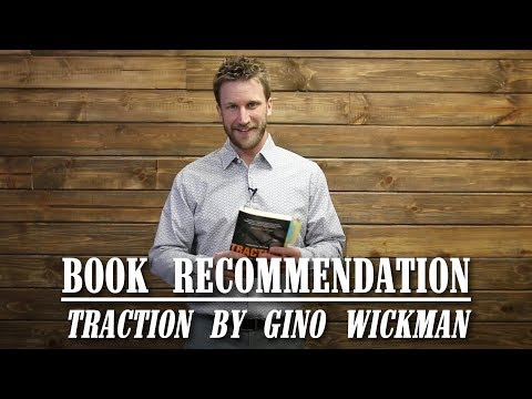 Book recommendation: Traction by Gino...