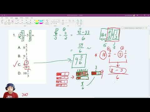 UPCAT College Entrance Test Mathematics Review Part 1