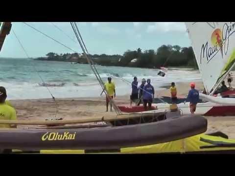 "Hawaiian Sailing Canoe Association (HSCA): Maui visit hosted by Kimokeo (""Kimo"") Kapahulehua"