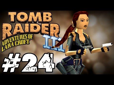 Zagrajmy w Tomb Raider III: Adventures of Lara Croft #24 - High Security Compound [1/2] /na ślepo