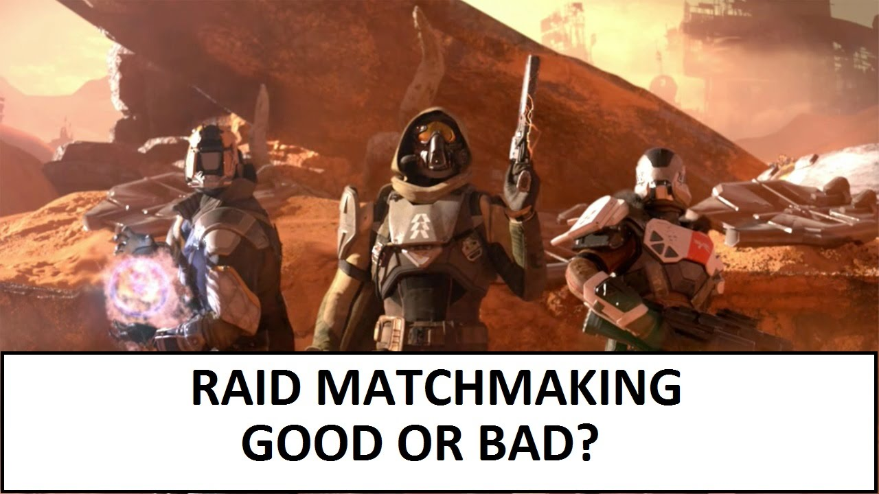 Destiny 2 launches Guided Games matchmaking for high-level raids