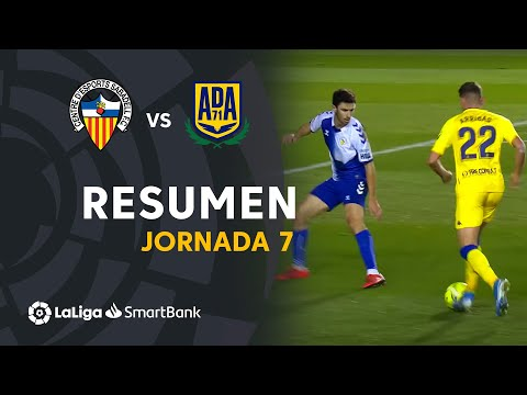 Sabadell CE Alcorcón Goals And Highlights