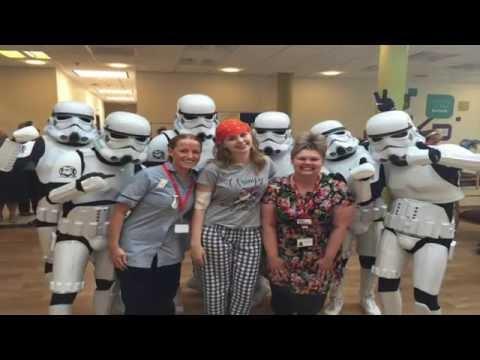 Teenage Cancer Trust TYA Unit tour
