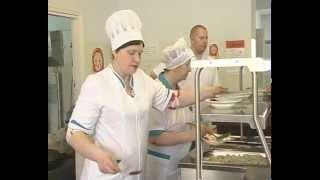 День русской кухни в школьной столовой
