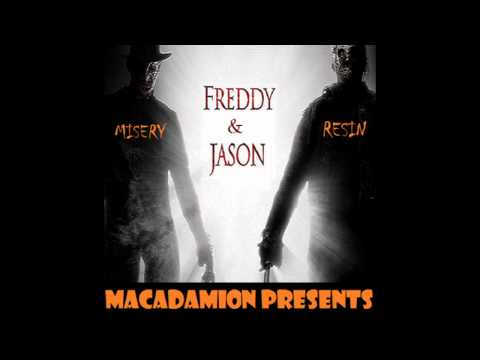 TAKE YOU APART - MISERY RESIN FREDDY AND JASON