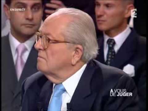 A vous de juger avec Jean-Marie Le Pen le 08/02/2007