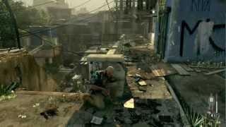 Max Payne 3 (PC) HD 1080p Gameplay #1 Highest Settings