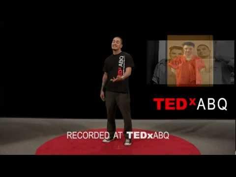 Just write: Carlos Contreras at TEDxABQ