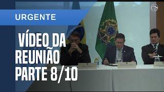 VÍdeo Da ReuniÃo Ministerial: Weintraub Pede Cadeia Para Membros Do Stf  8/10