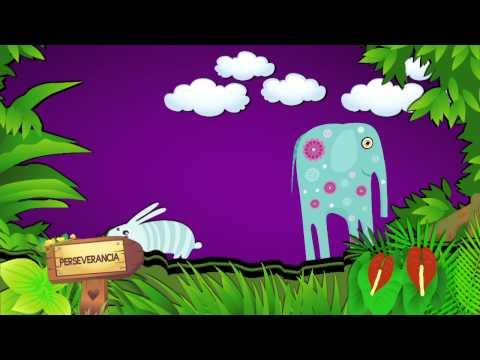 cuentos infantiles un elefante desobediente CreeSiendo
