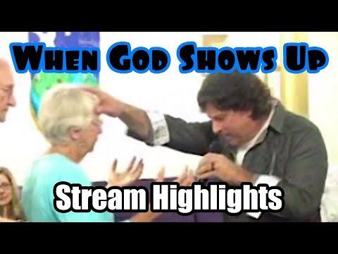 Thomas Hurd - When The Holy Spirit Moves (Stream Highlights)