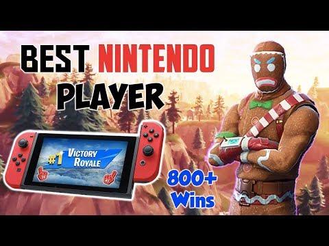 Fortnite Best Nintendo Switch Player 860+ Wins! (Scrim 1v1 Games) NEW MEMBER EMOJIS