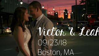 Liberty Hotel, Boston, MA Wedding