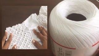 Yarn shopping  - Crochet thread