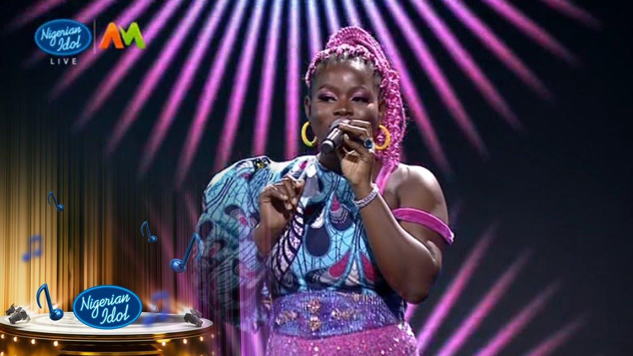 Download Top 8 Reveal: Comfort – 'Duduke' – Nigerian Idol | Africa Magic | S6 | E9