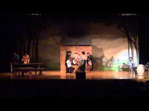 Fiddler on the Roof, Act 1 (Amesbury Middle School 3/27/2015)