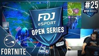 Fortnite tournoi 1vs1 avec Zank et Nameless - FDJ Open Series #25