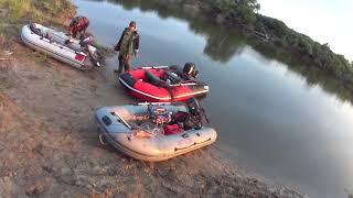 На рыбалку река Ишим 08 09 2019