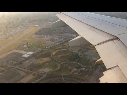 Air Canada ERJ flight Toronto (CYYZ) Runway 24R approach and landing