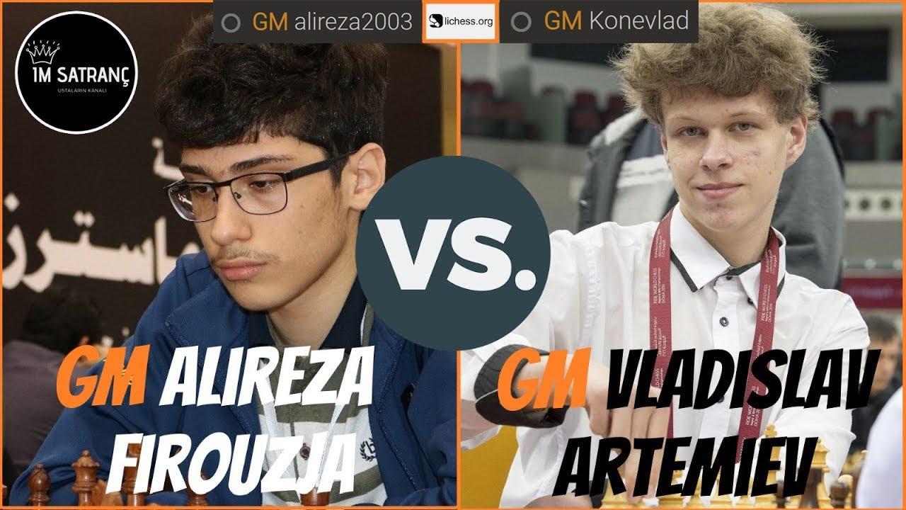 Hiç Bu Kadar Fedalı Bir Yıldırım Maçı Gördünüz Mü ? | Alireza Firouzja vs Vladislav Artemiev
