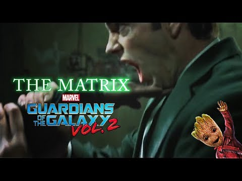 The Matrix Opening Credits (Guardians of the Galaxy Vol. 2 Style)